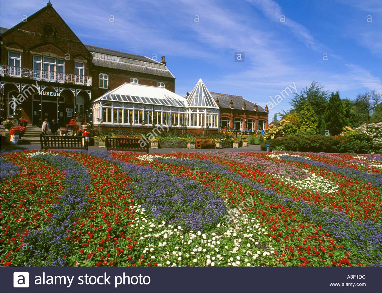 Botanic Gardens Museum Churchtown Southport Merseyside England UK ...