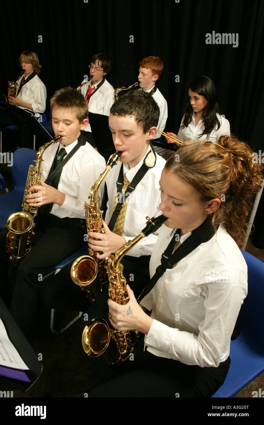 School Band Stock Photos  School Band Stock Images - Alamy-6889