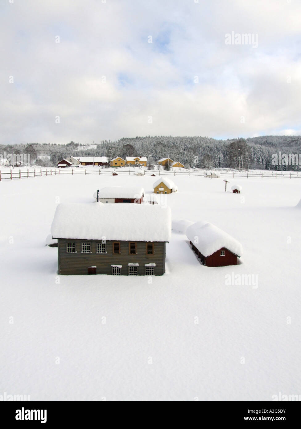 Naturskna Dalen - Houses for Rent in Timmele - Airbnb