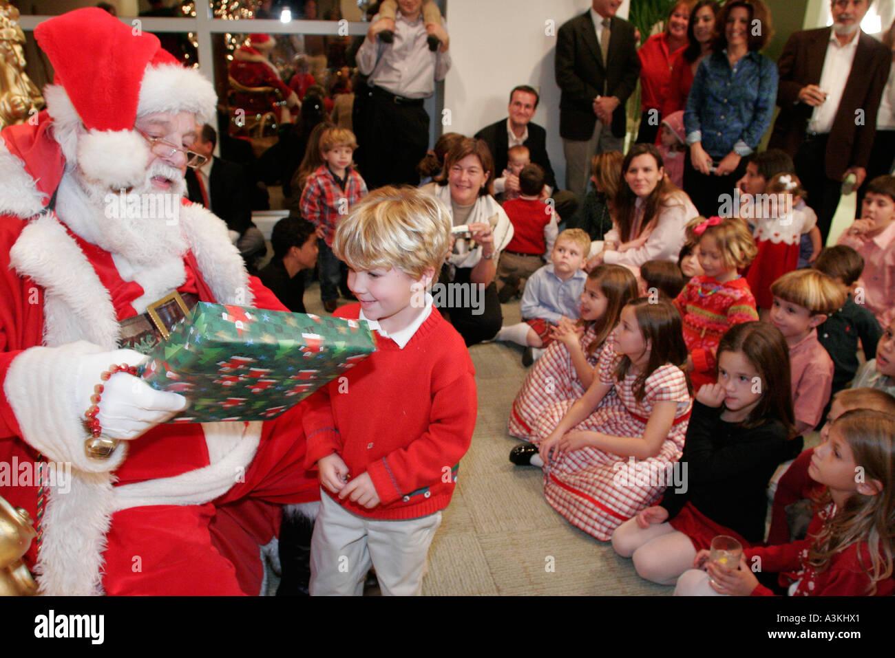 Miami Florida Office Christmas Party Stock Photos & Miami Florida ...