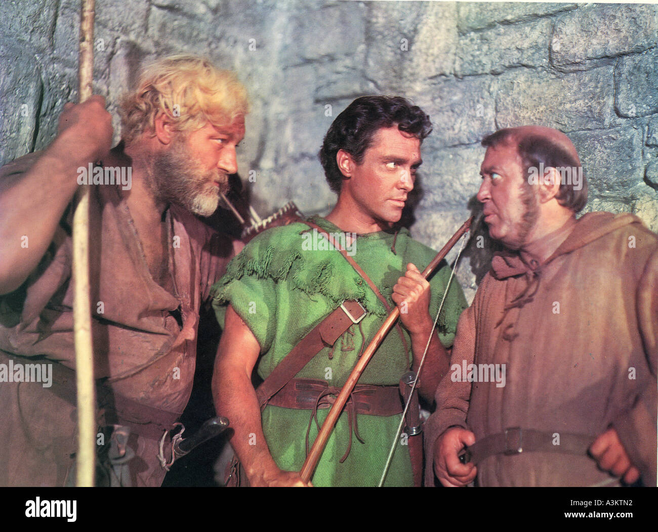 Story Of Robin Hood And His Merrie Men 1952 Walt Disney Film With