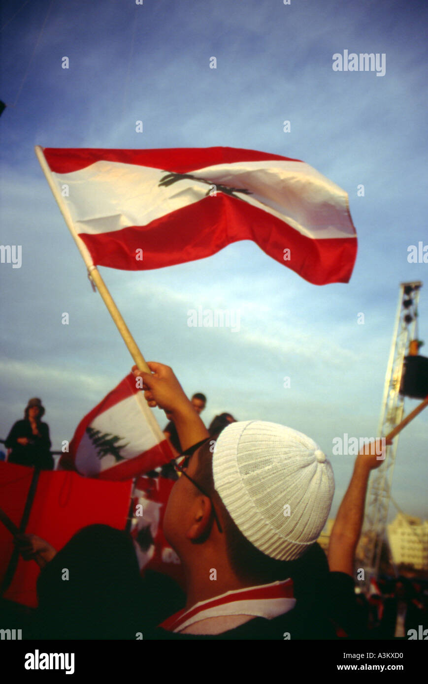 understanding beirut lebanon Stock Photo