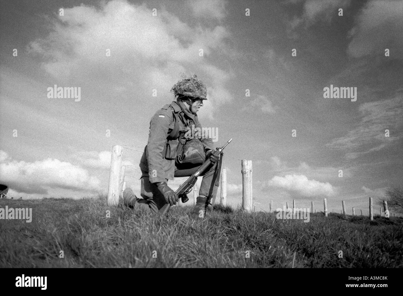 soldier - Stock Image