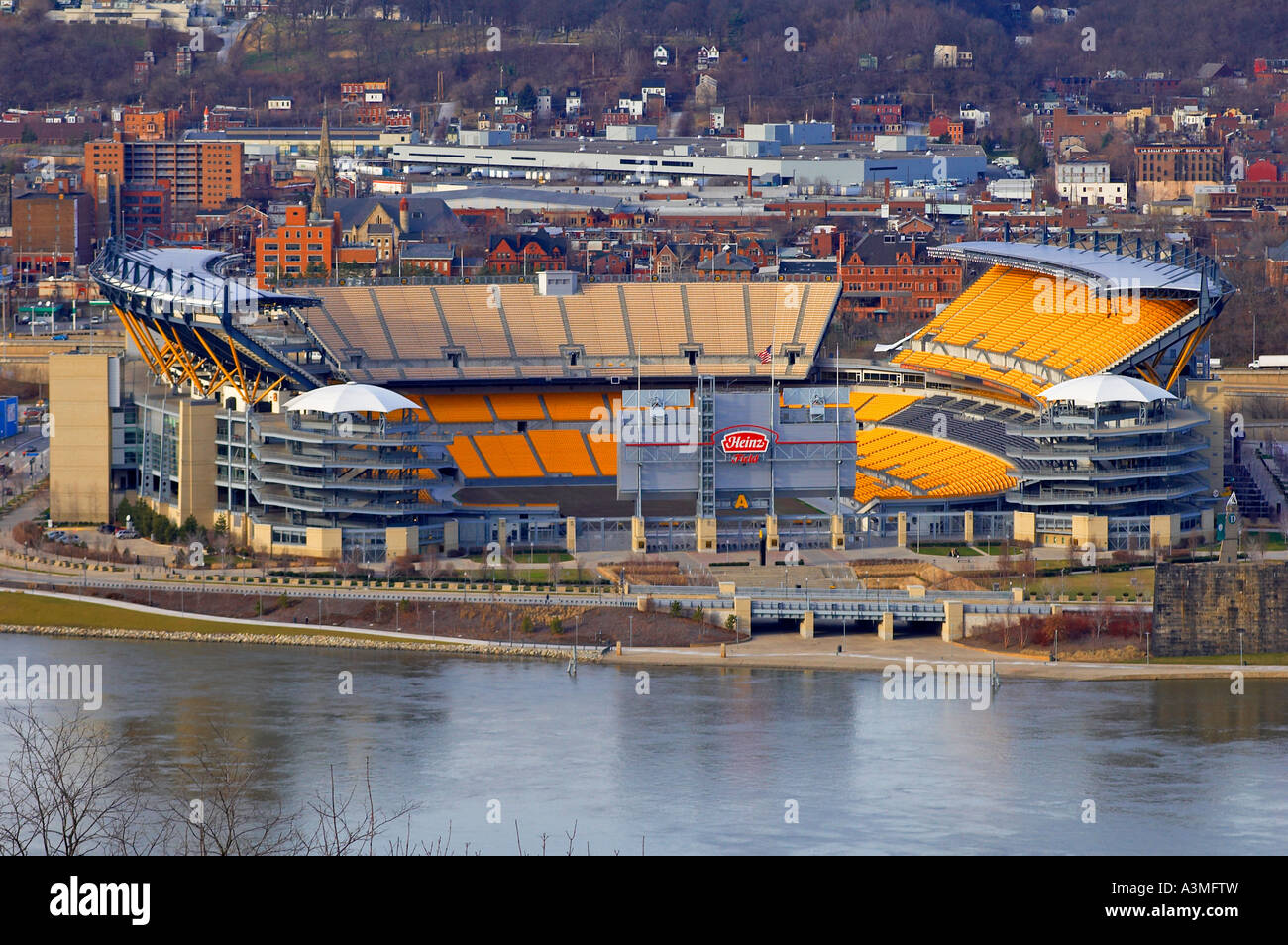 f180ef78a Heinz field football stadium Pittsburgh PA Stock Photo  10818264 - Alamy
