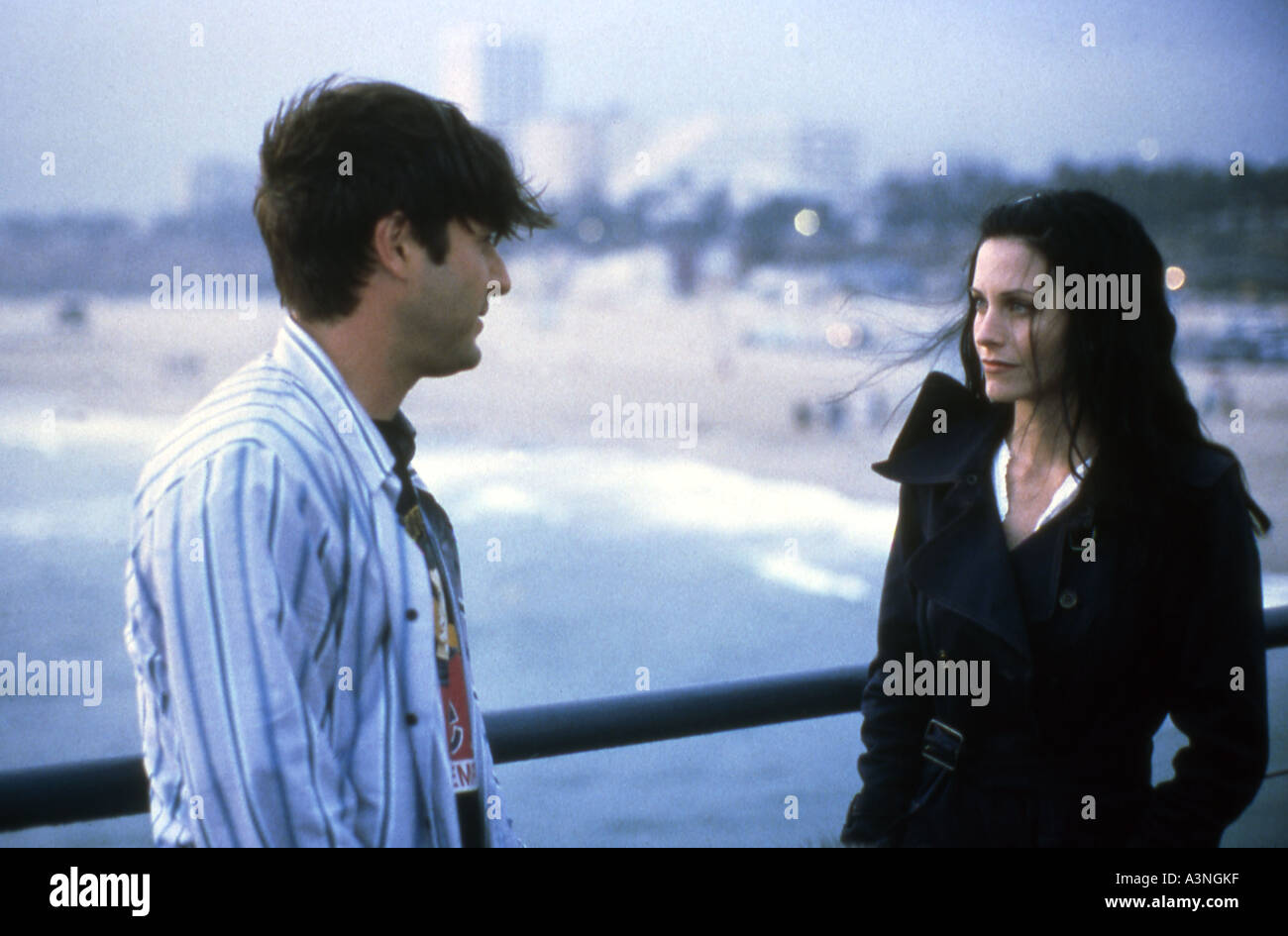 THE SHRINK IS IN  2001 film from Shrink Productions with Courtney Cox - Stock Image