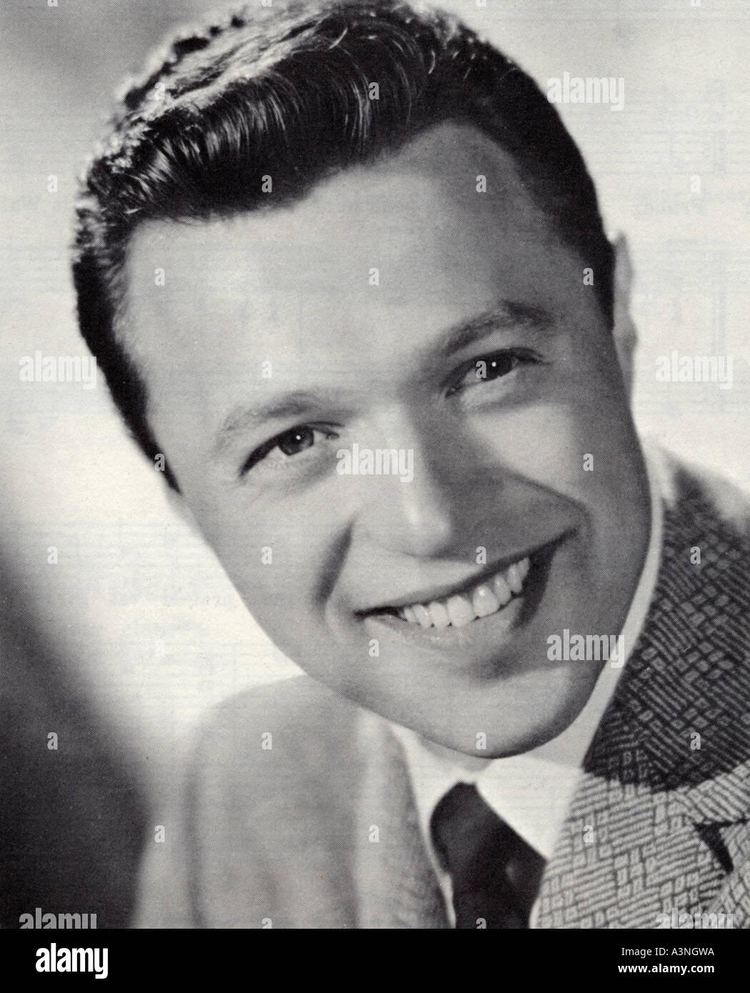 STEVE LAWRENCE  US singer in 1963 - Stock Image