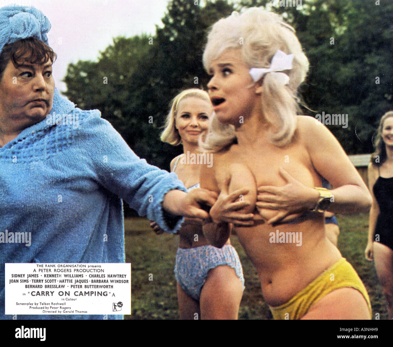 Carry On Camping Barbara Windsor High Resolution Stock Photography and  Images - Alamy