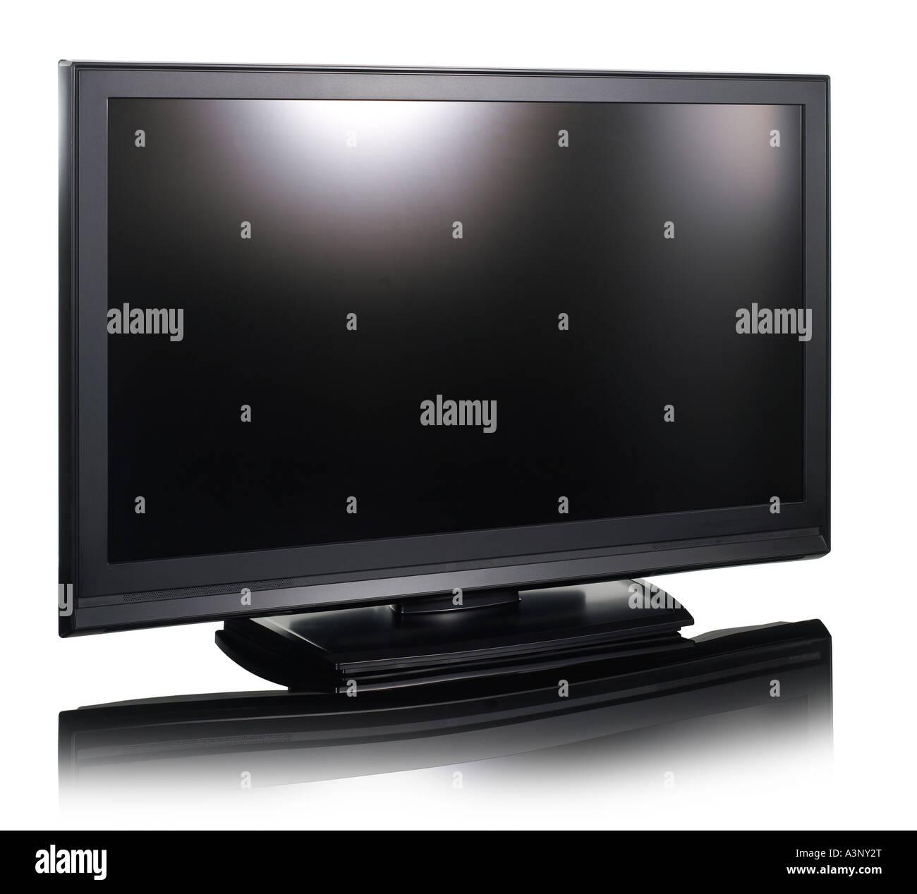 Plasma TV - Stock Image