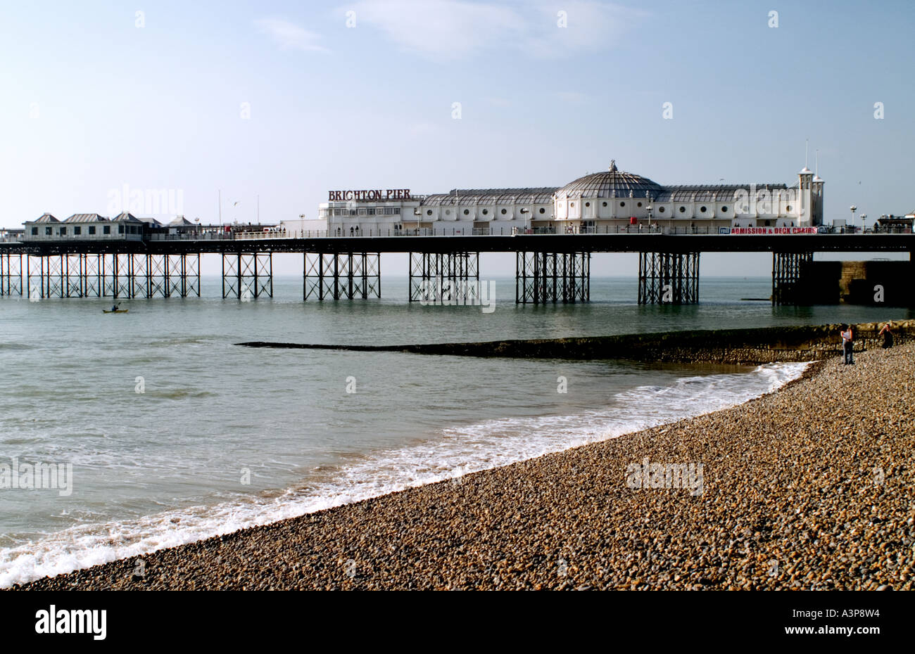 Brighton PierStock Photo