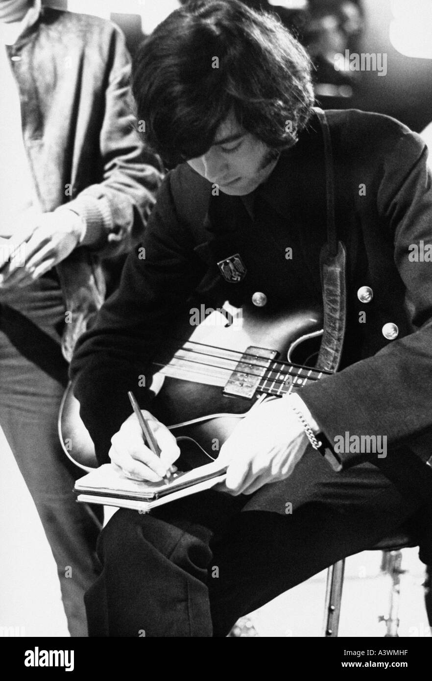 how to get jimmy page autograph
