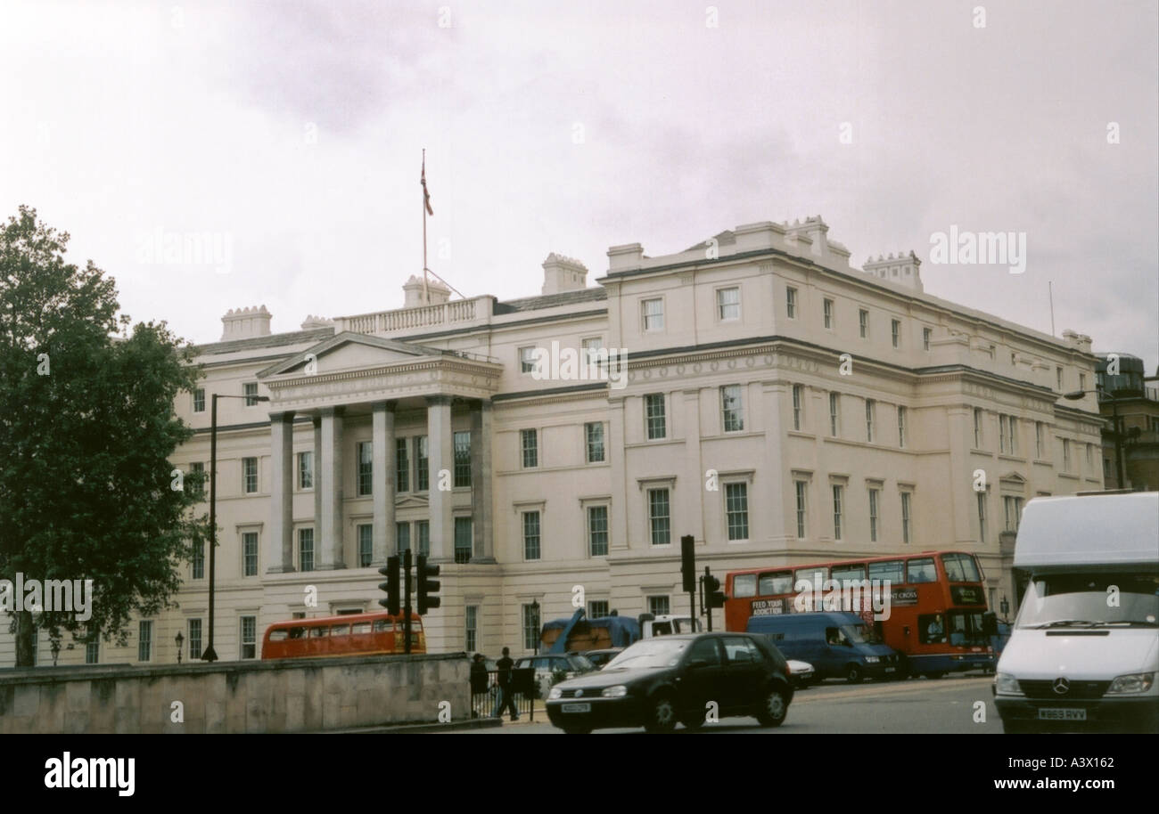Lanesborough Hotel Hyde Park Corner London England UK Europe - Stock Image