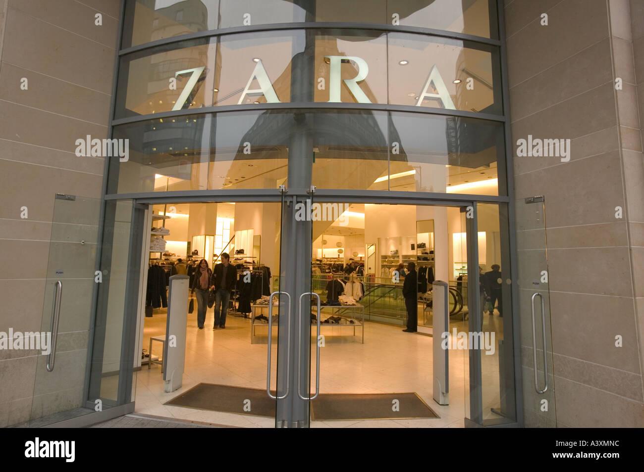 Zara Logo Stock Photos & Zara Logo Stock Images