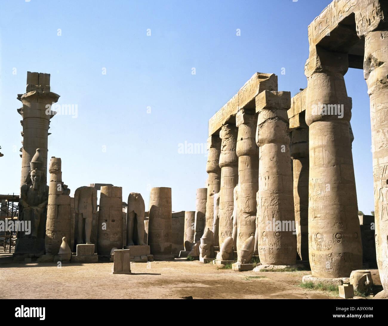 Travel Geography: Amenhotep Son Of Hapu Stock Photos & Amenhotep Son Of Hapu