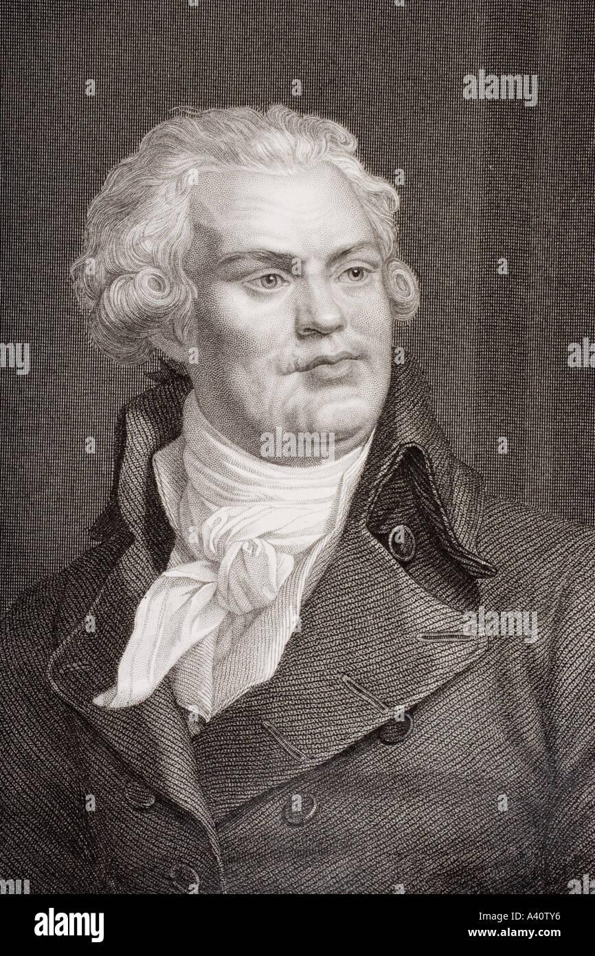 Georges Danton georges jacques danton, 1759 - 1794. french revolutionary