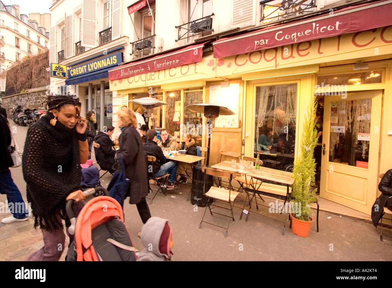 black women in paris