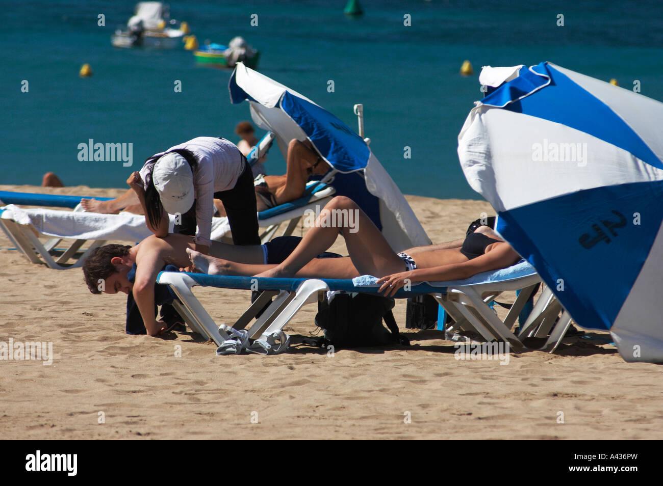 Massage Las Palmas Gran Canaria
