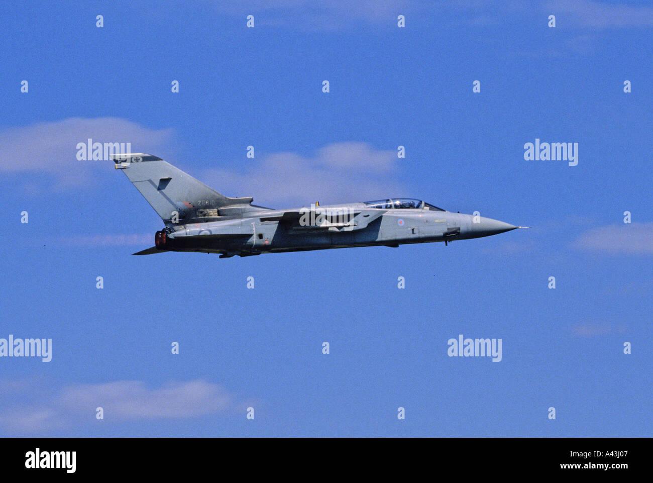 RAF Tornado F3 fighter aircraft - Stock Image