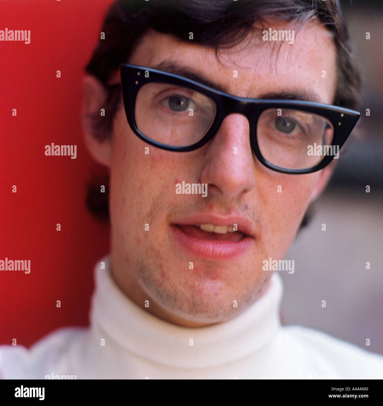 JONATHAN KING English pop singer in August 1965. Photo: Tony Gale - Stock Image