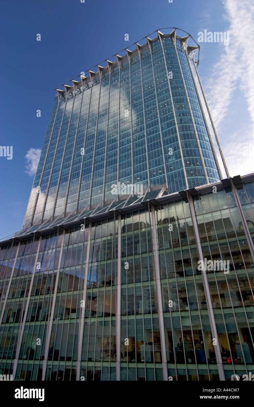 Citypoint building in Ropemaker place - Stock Image