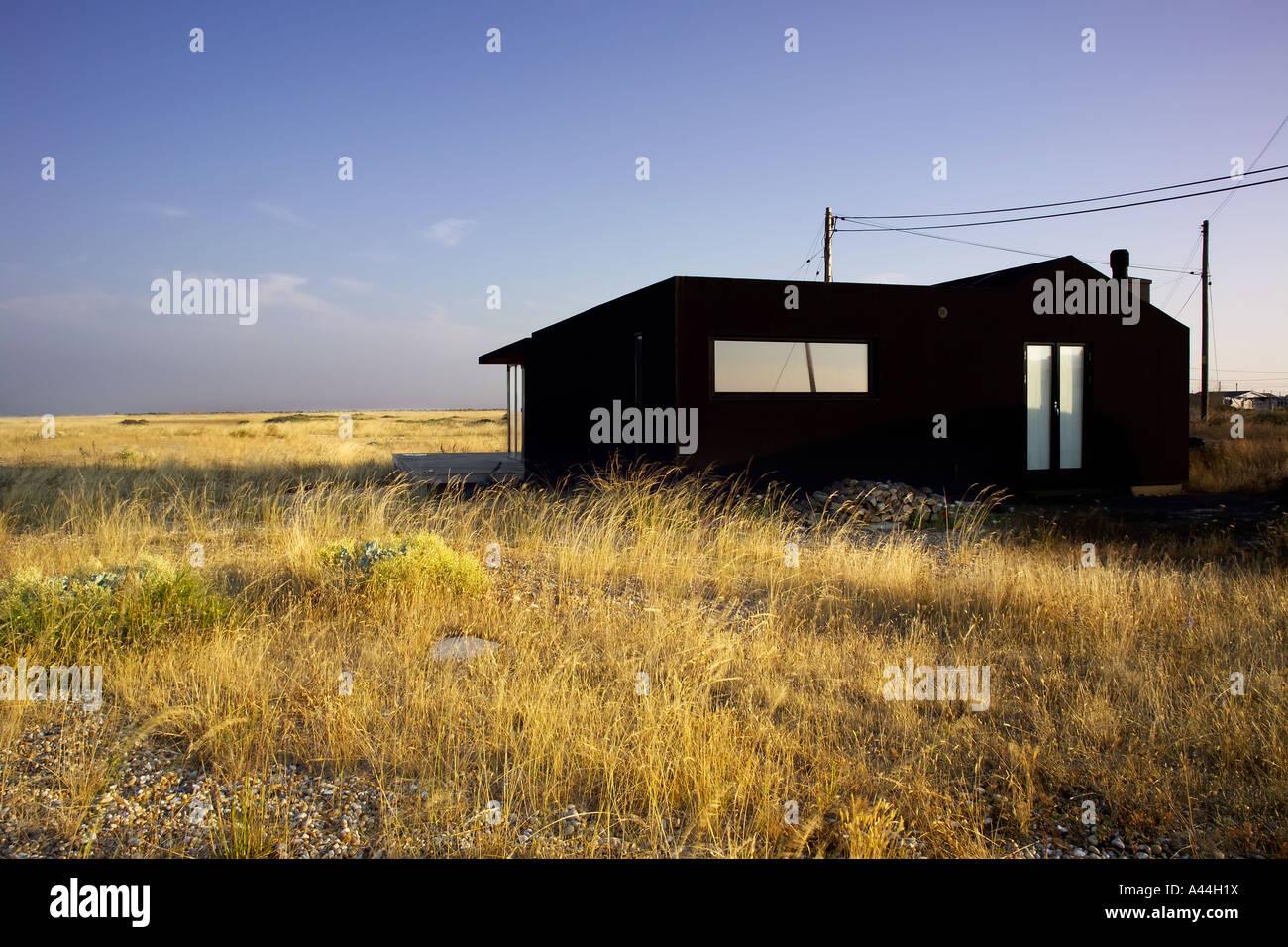 Vista, Simon Conder Associates, Dungeness, Kent - Stock Image