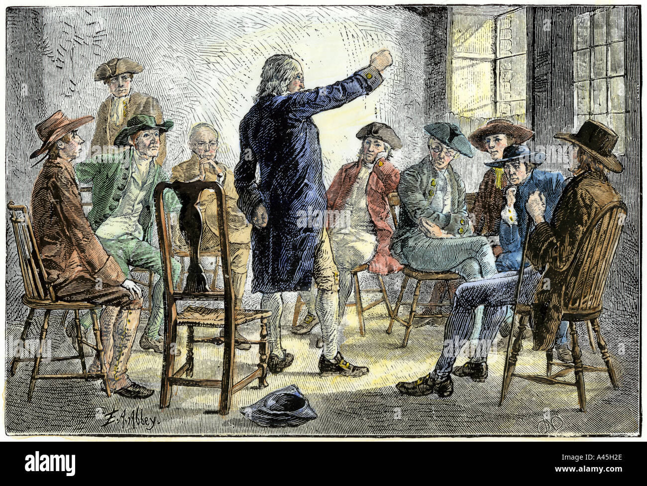 british vs colonists Loyalists vs patriots the arguments loyalists 1a strong unified british empire is good for all 2colonist are british subjects and should obey british law.
