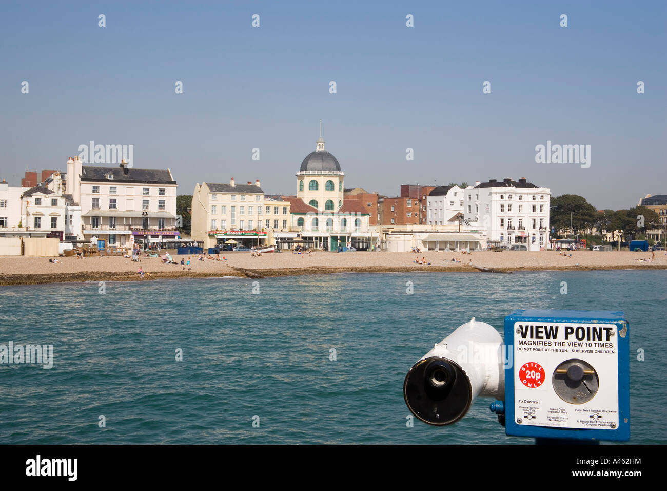 ENGLAND West Sussex Worthing fghds - Stock Image