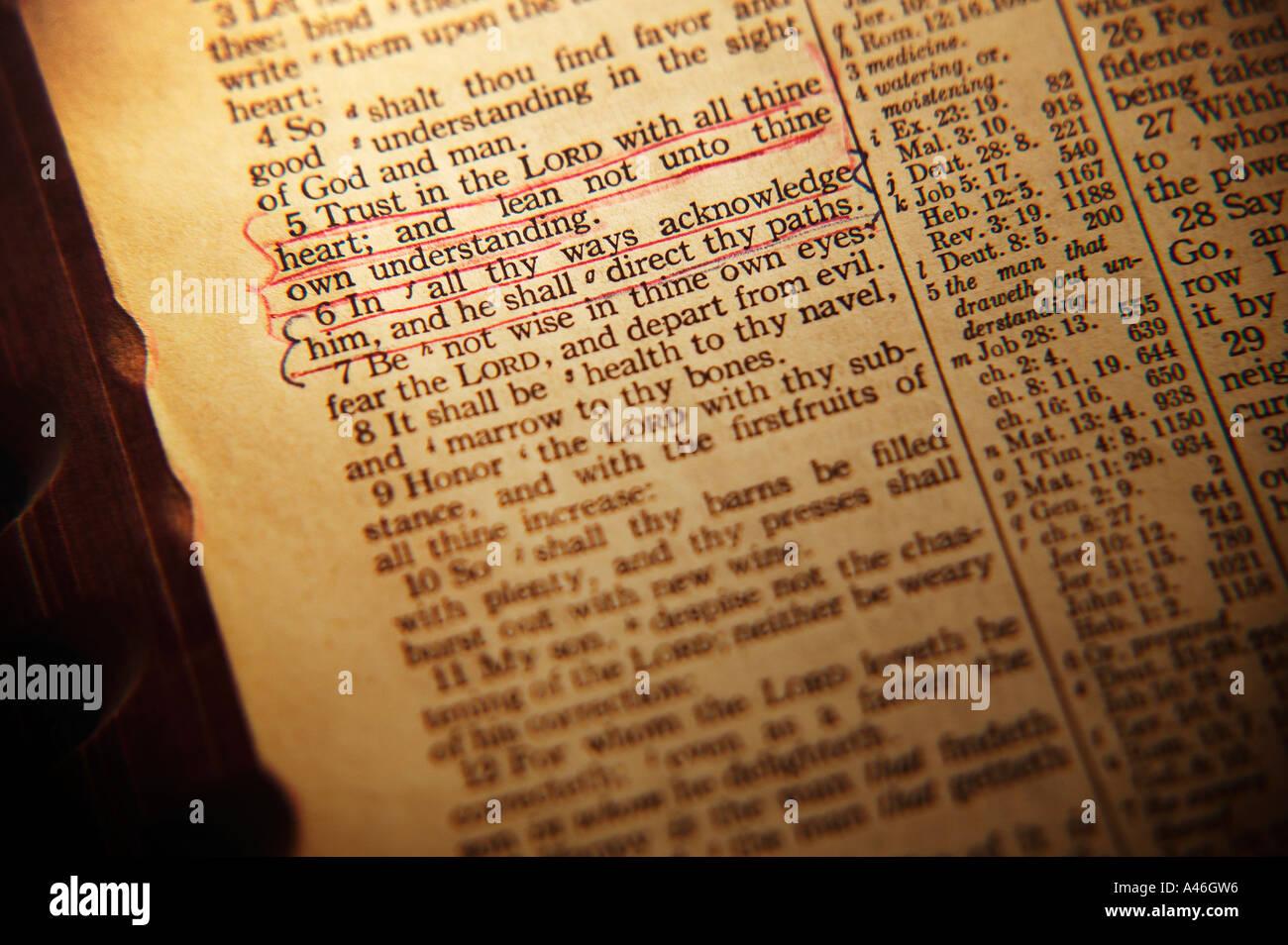 Bible Verse Stock Photos & Bible Verse Stock Images - Alamy