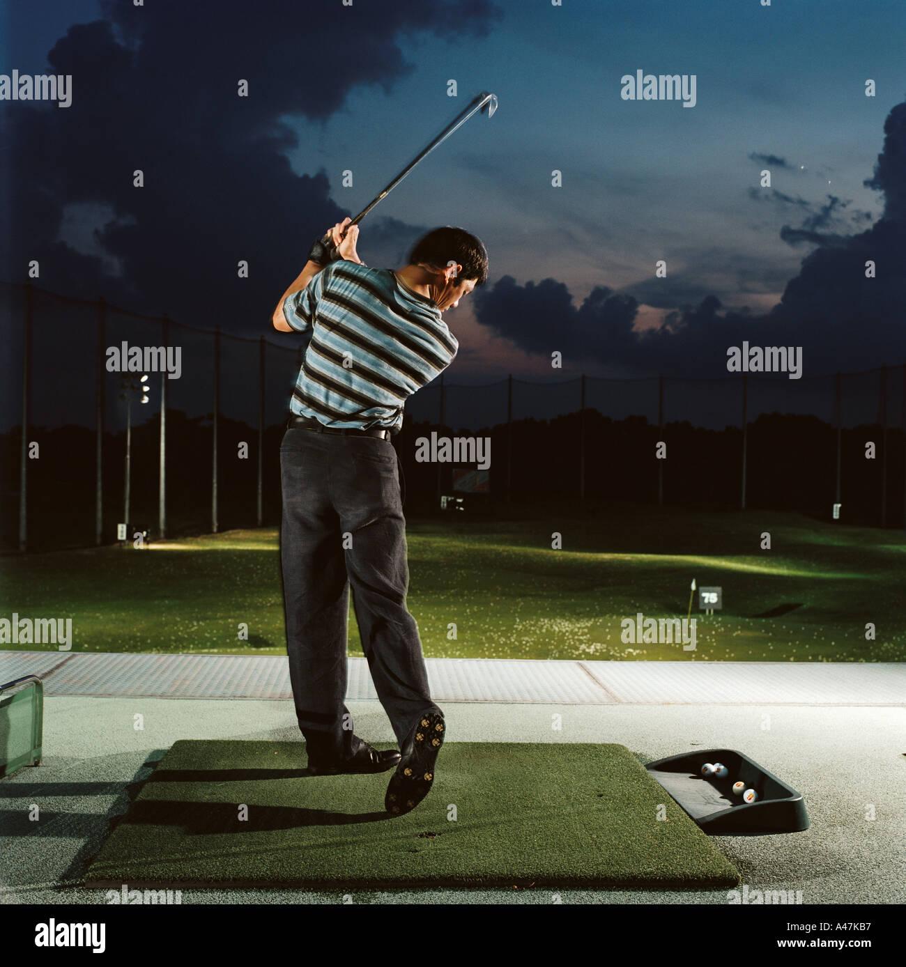 Golf Course Driving Range Stock Photos Amp Golf Course
