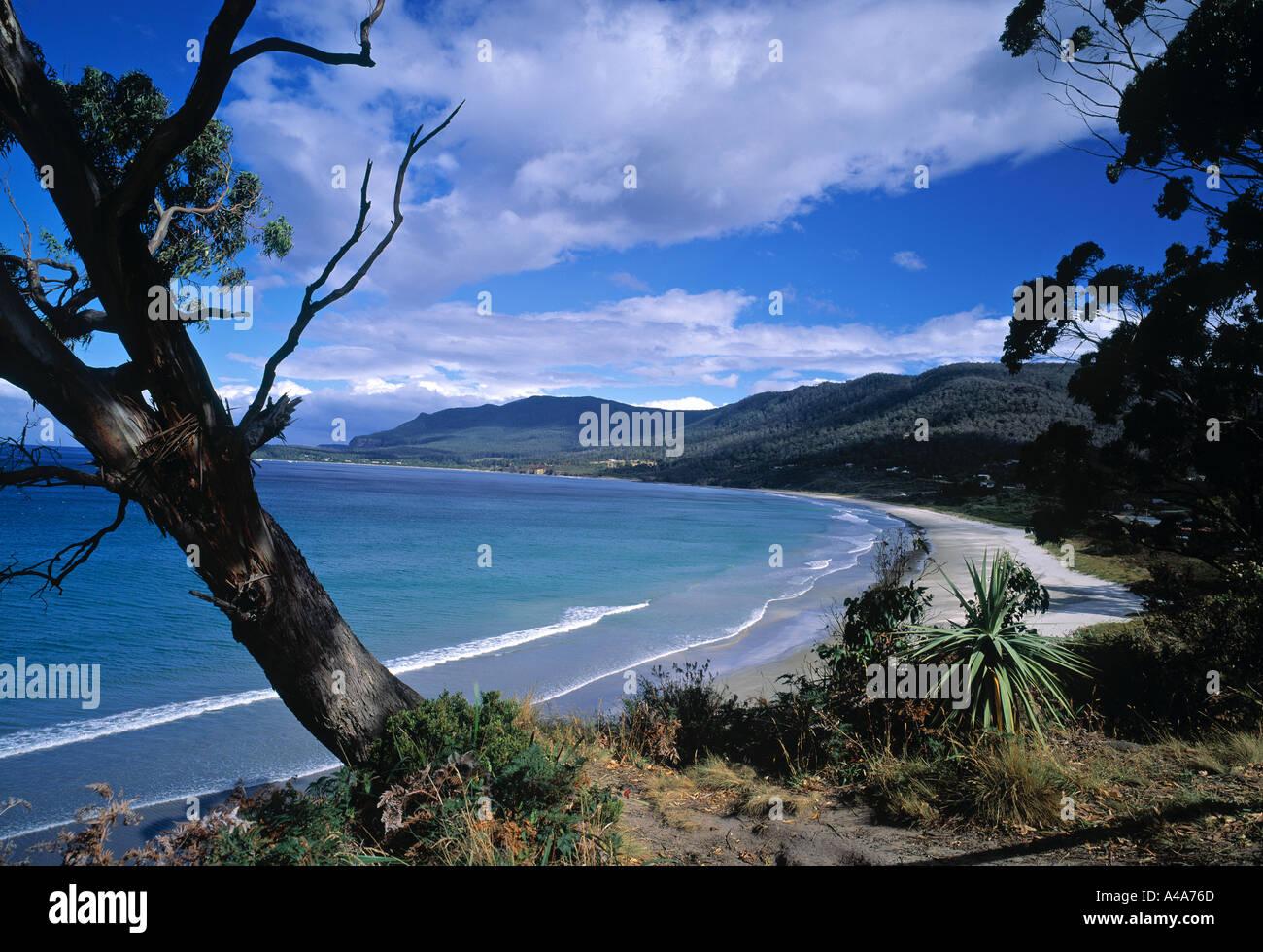 Pirates Bay, Tasmania, Australia - Stock Image