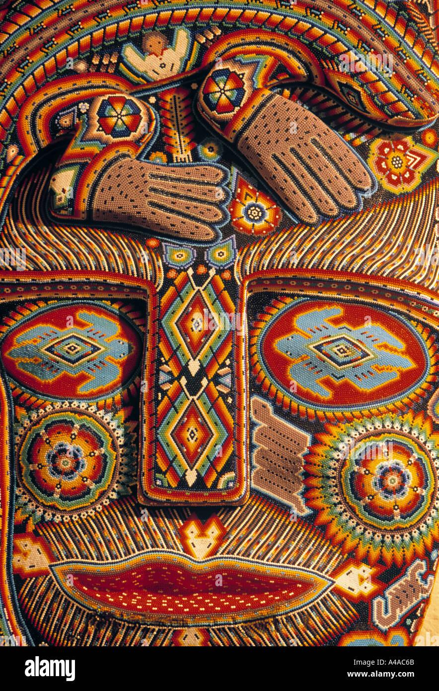 Beadwork, Cabo San Lucas, Baja California Sur, Mexico - Stock Image