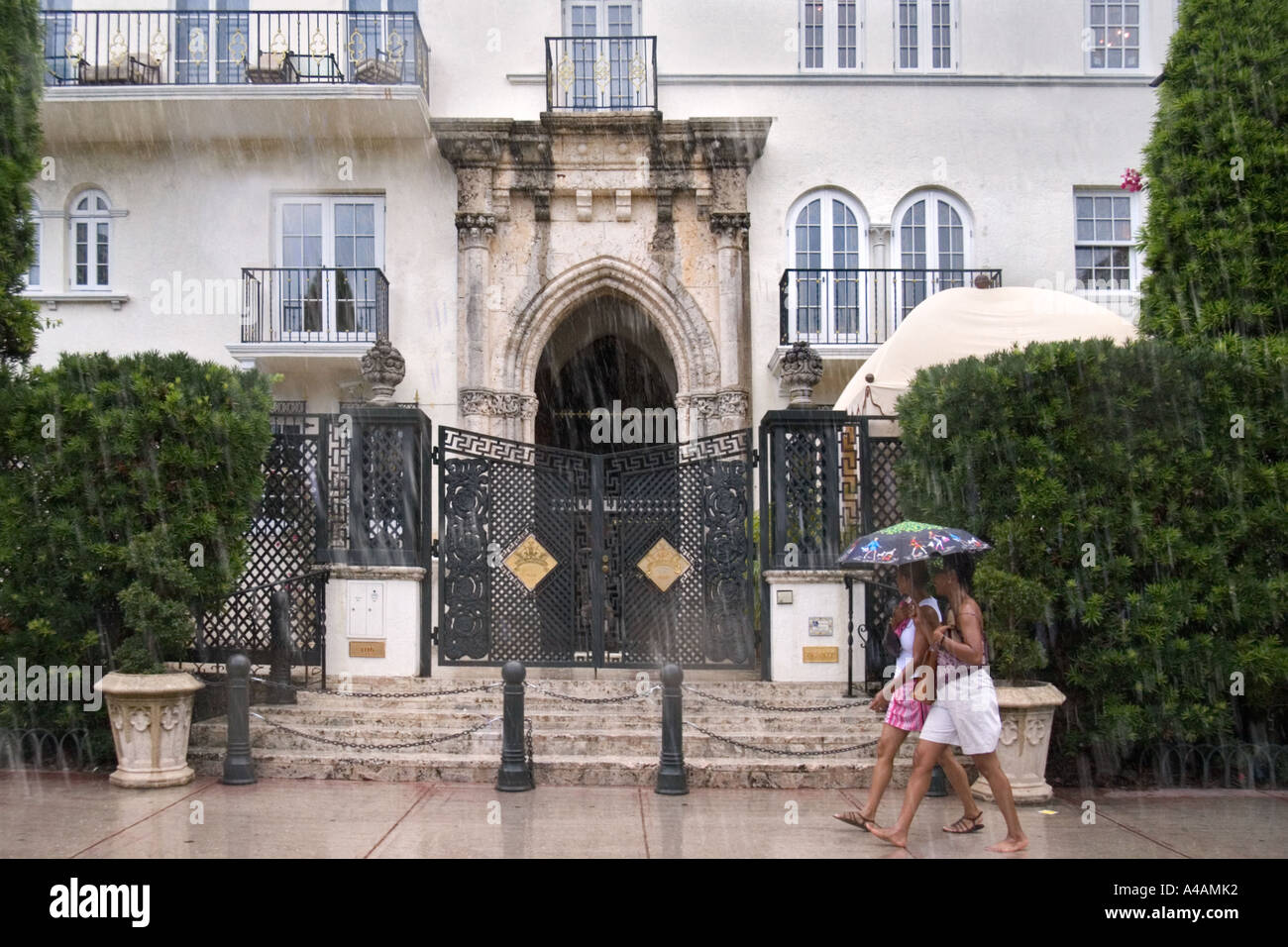 Gianni Versace Miami High Resolution Stock Photography And Images Alamy