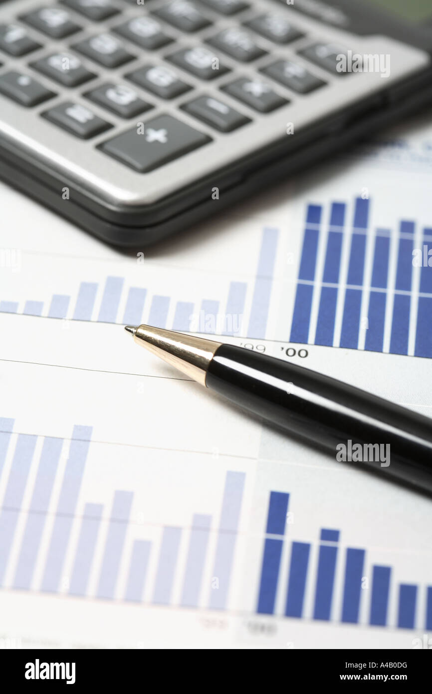 Personal Finance - Stock Image