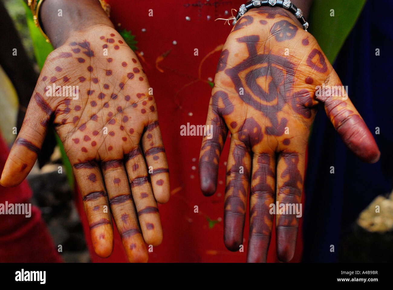 Mehndi Designs And S : Henna designs stock photos & images alamy