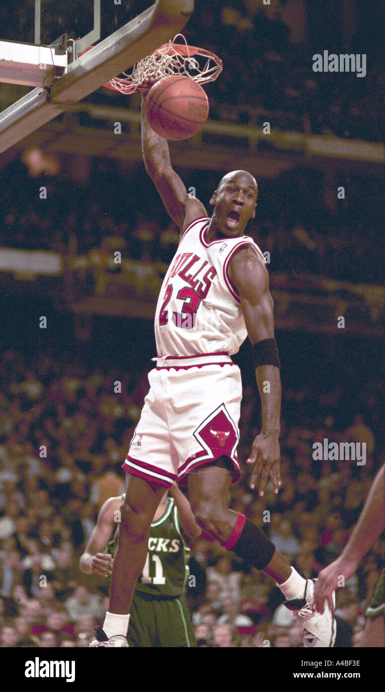 Michael Jordan Basketball Stock Photos Amp Michael Jordan