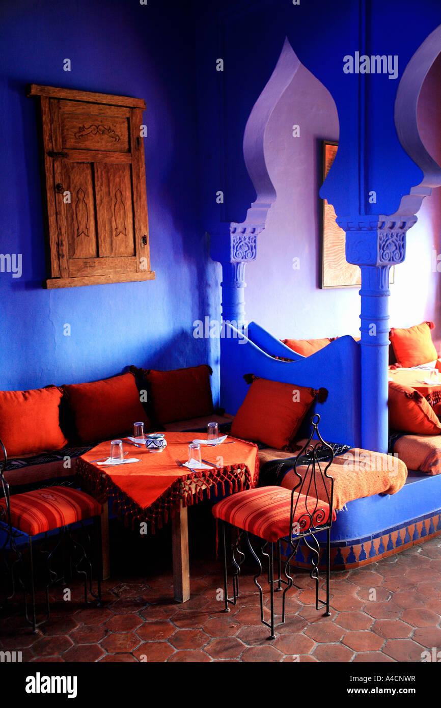 Moroccan Caf/é