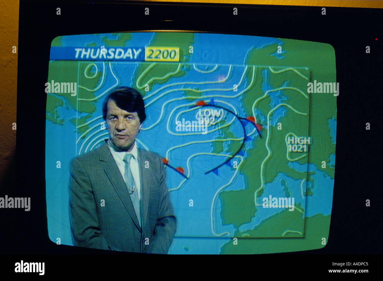 Weatherman - Stock Image