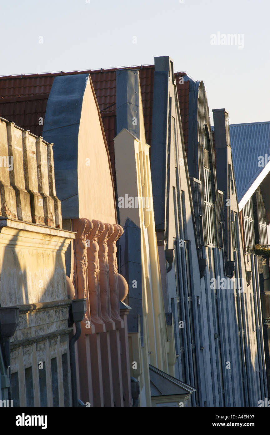 Wismar Germany - Stock Image