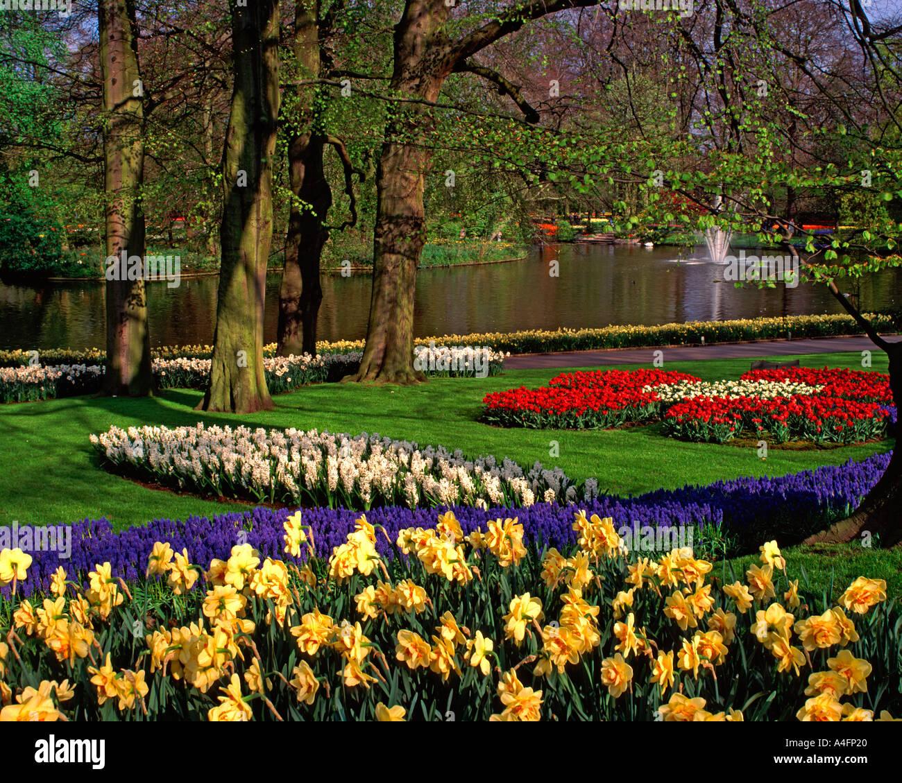 Keukenhof Gardens, Lisse, Holland Stock Photo: 3602975 - Alamy