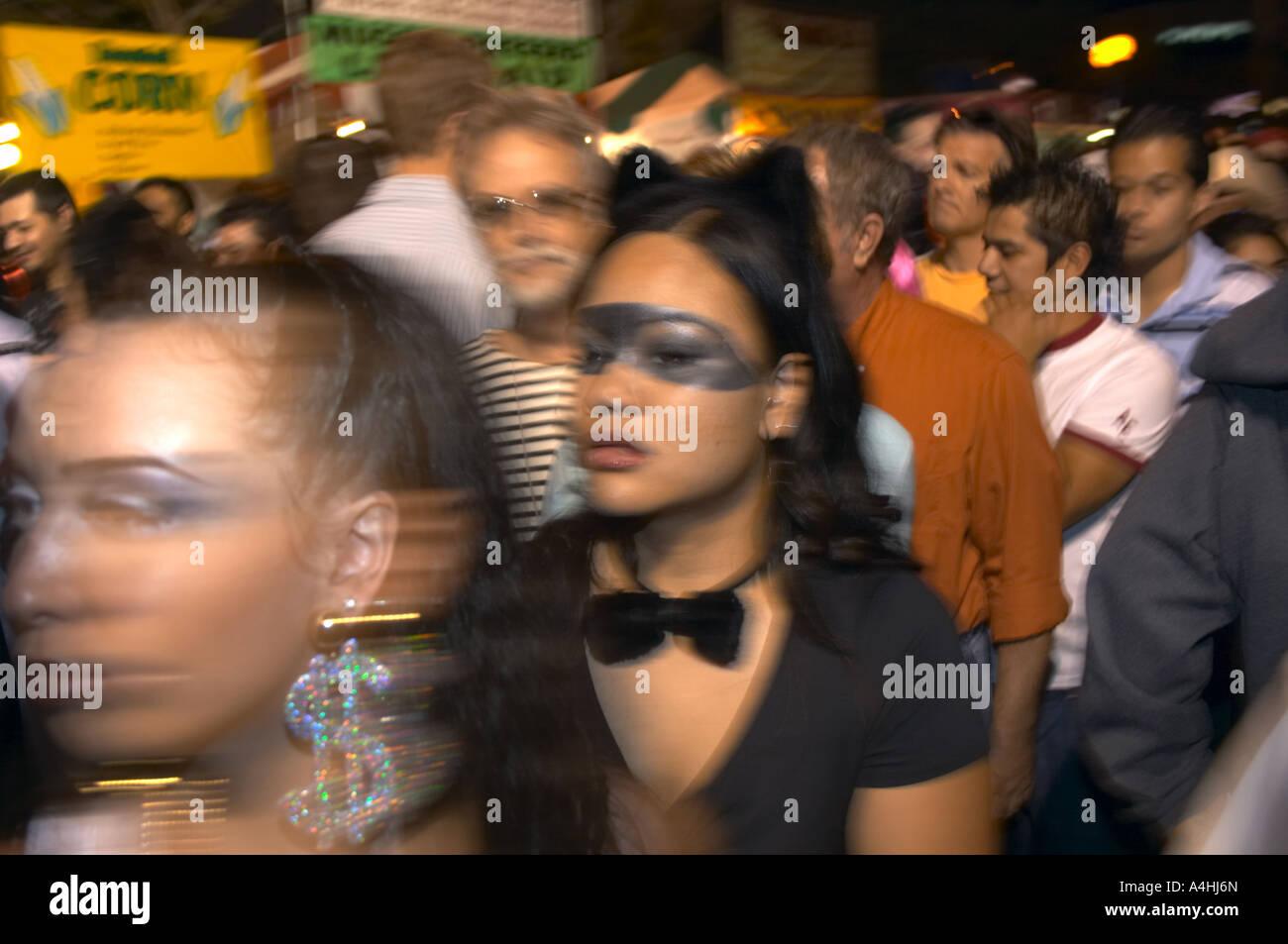 hollywood california halloween parade stock photos & hollywood