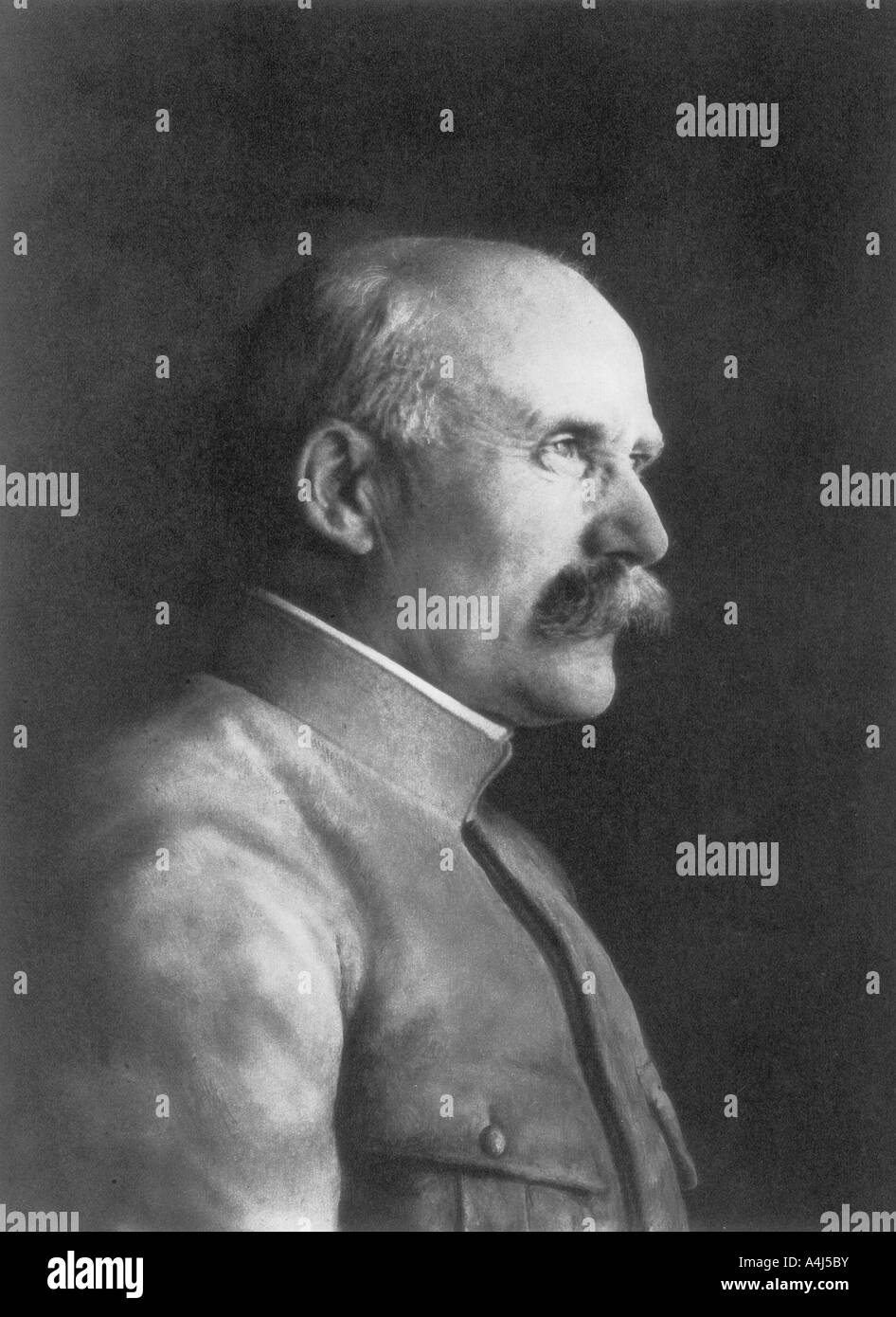 Philippe Petain French general and statesman 1926  - Stock Image
