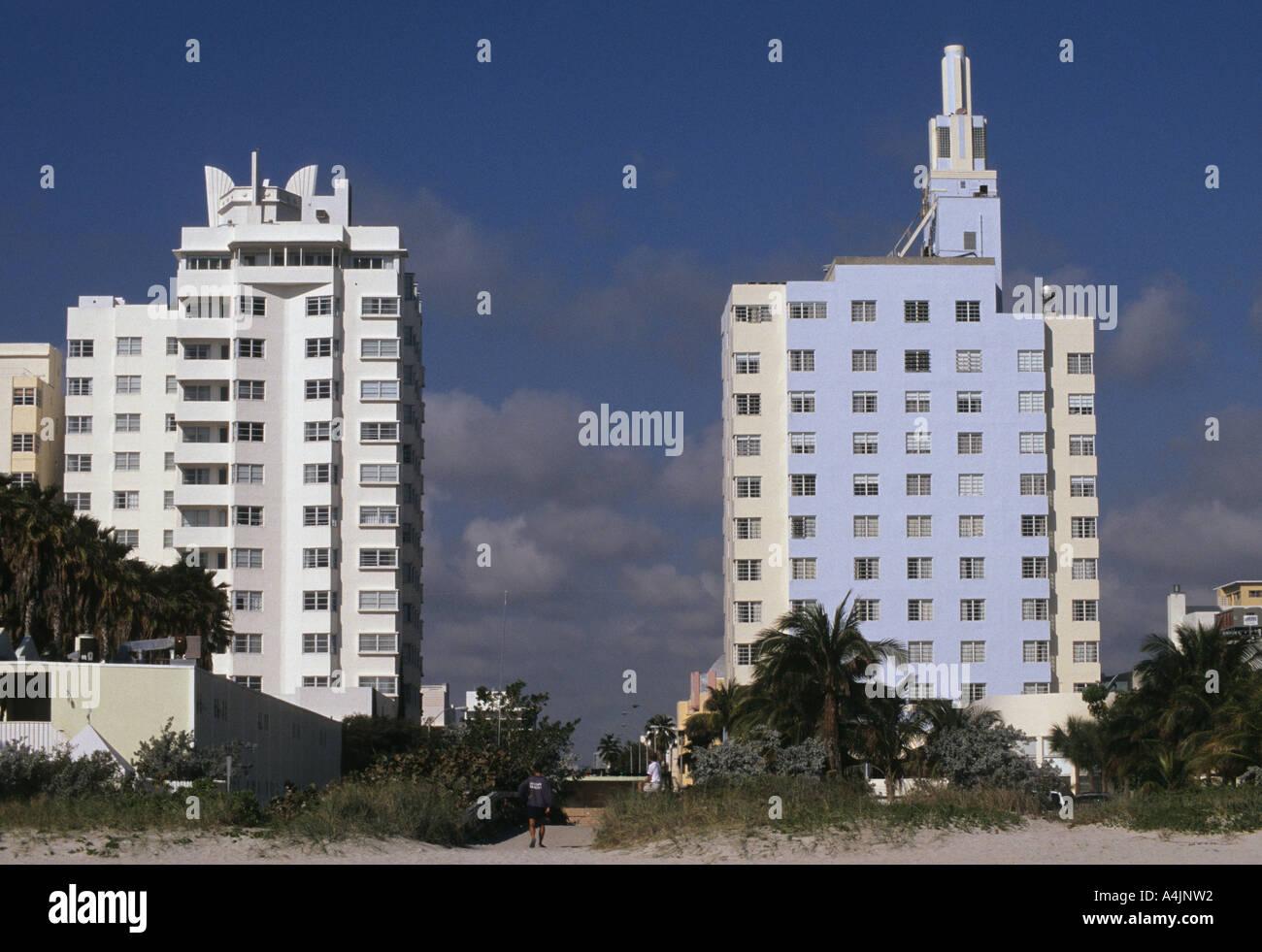 Collins Avenue South Beach Miami Beach Fl  Usa