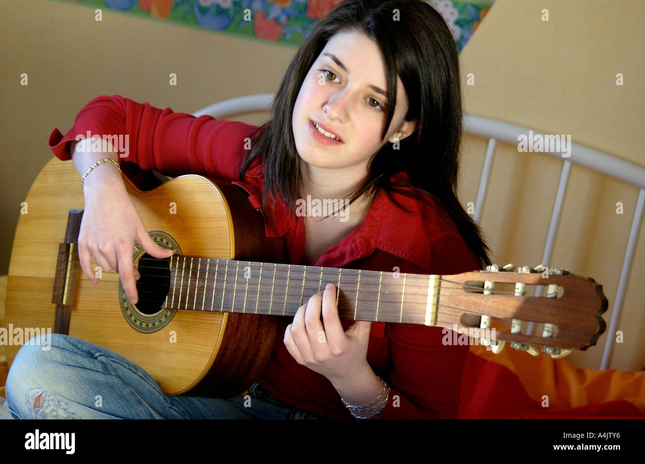 Guitars for teen girls