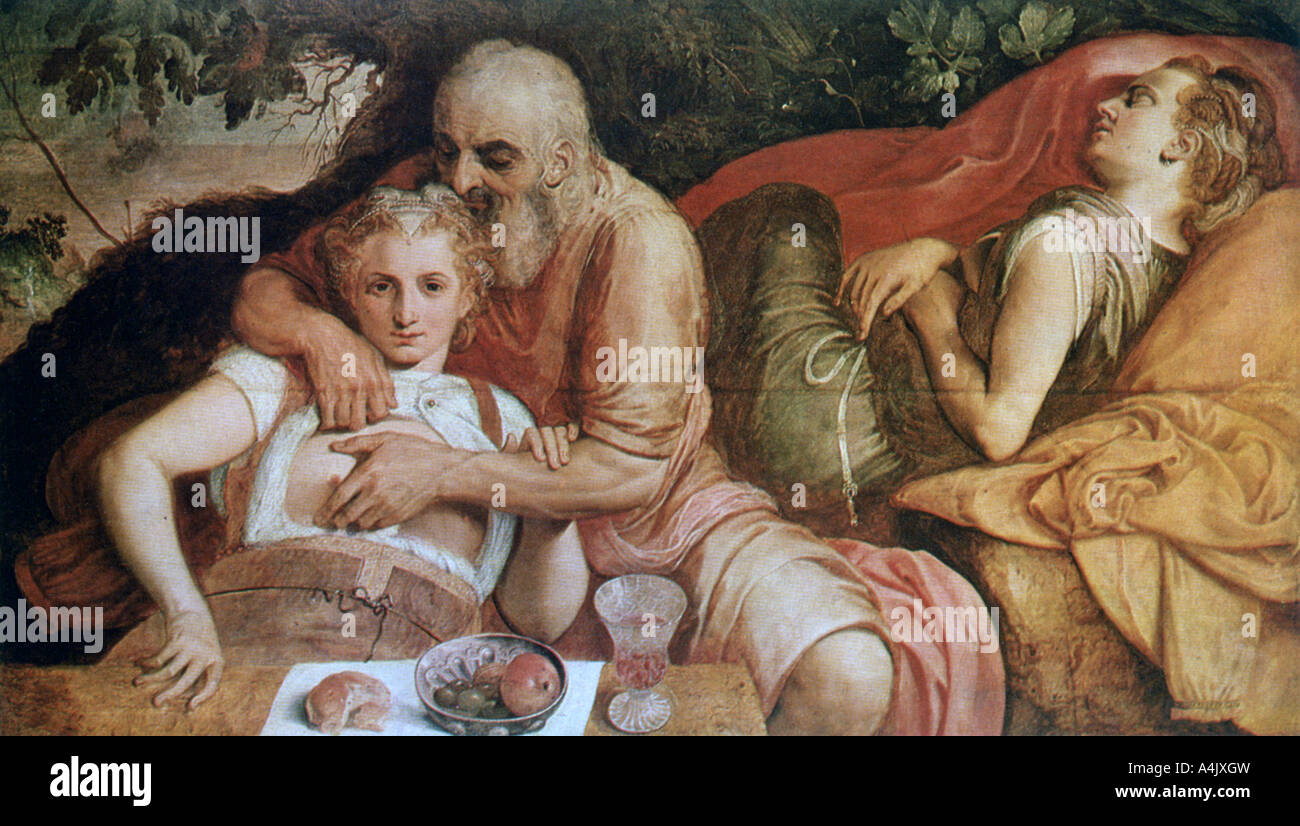 Lot and his daughter genesis 19 2