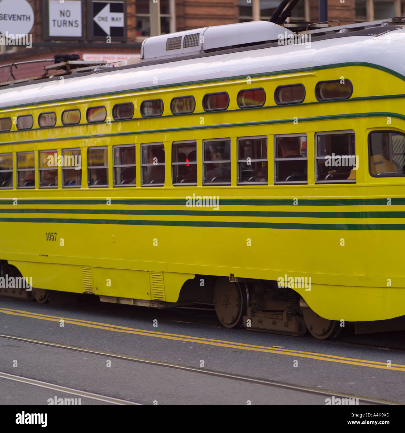 San Francisco California U S A - Stock Image