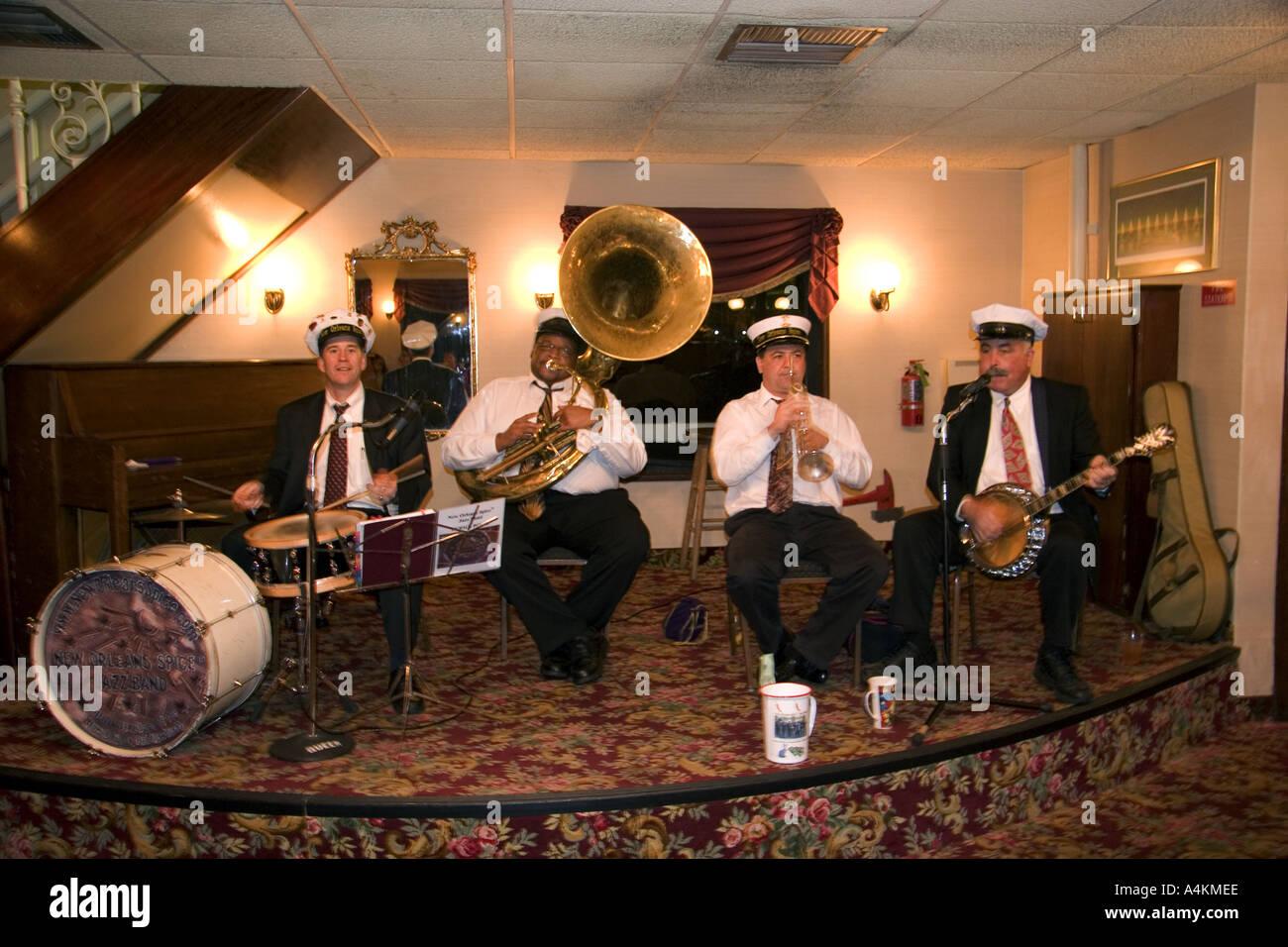 benko dixieland band creole jazz