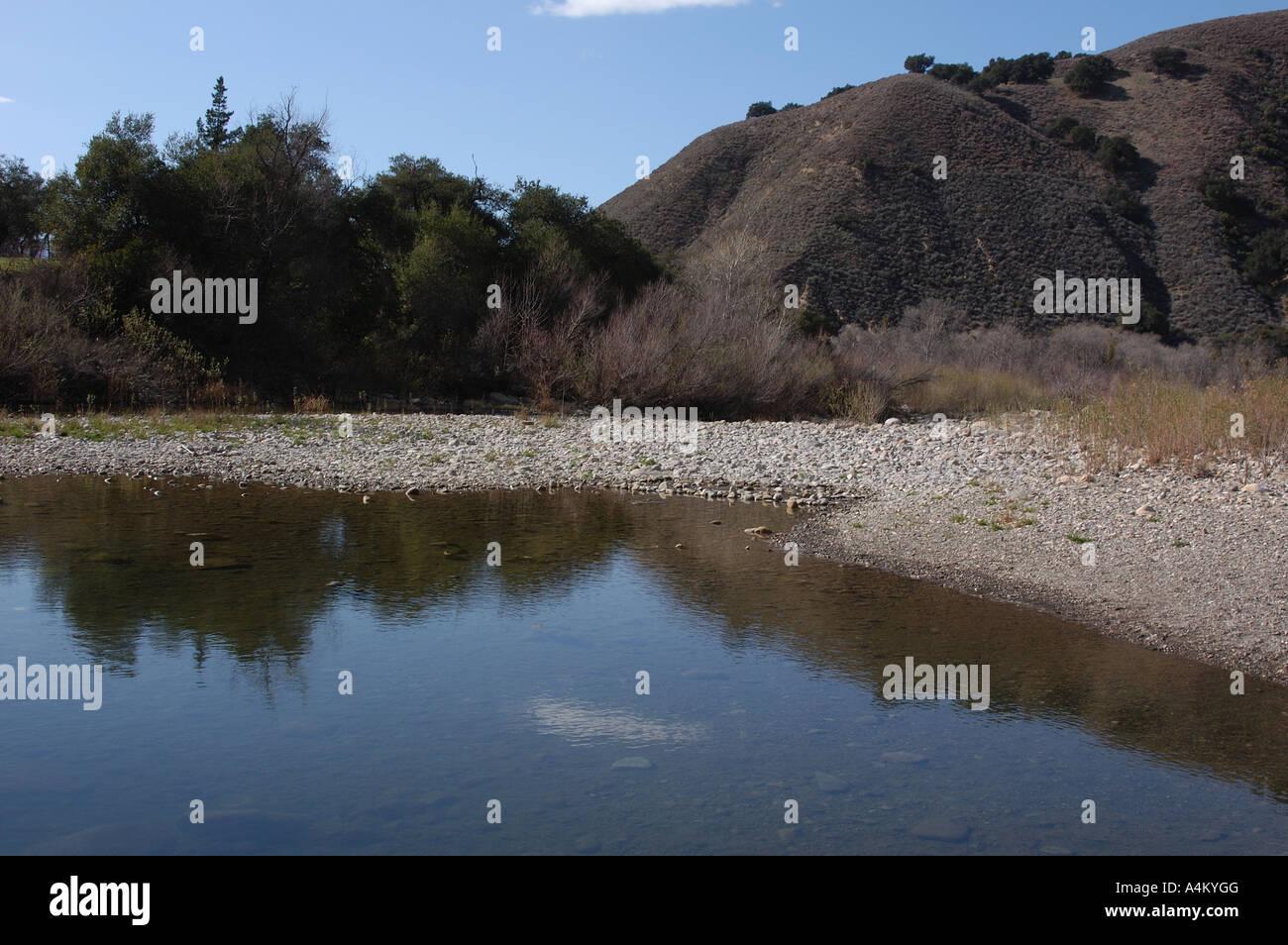 Santa ynez river stock photo 11076207 alamy santa ynez river freerunsca Gallery