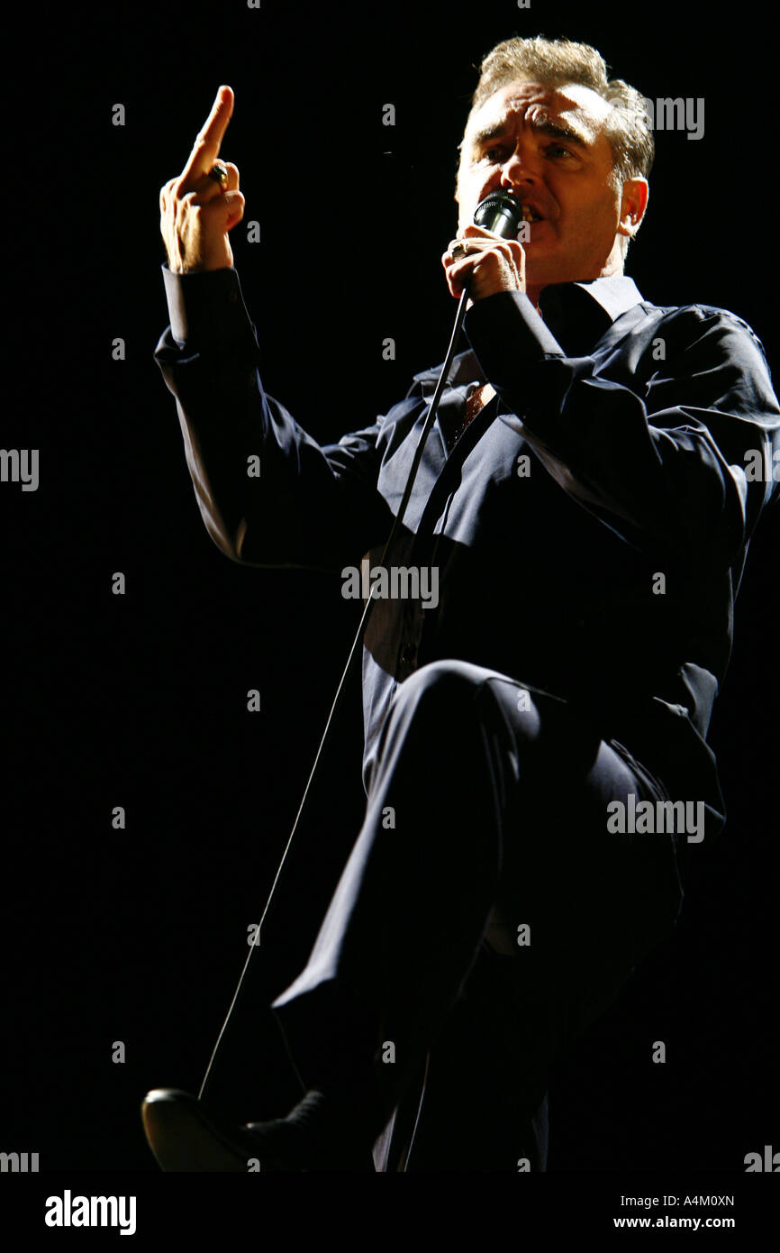 V 2006 Morrissey V Stage - Stock Image