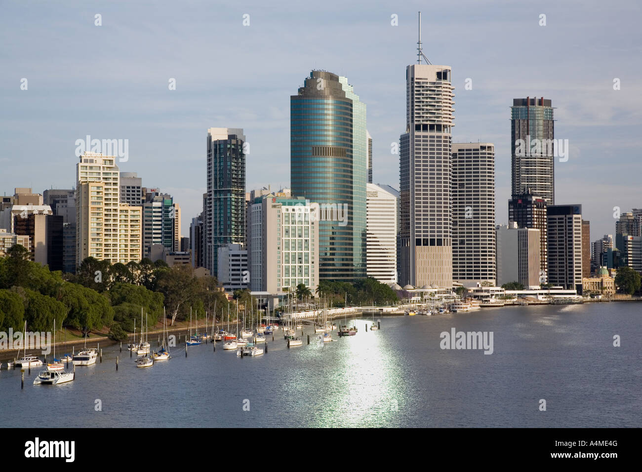 where is brisbane queensland australia