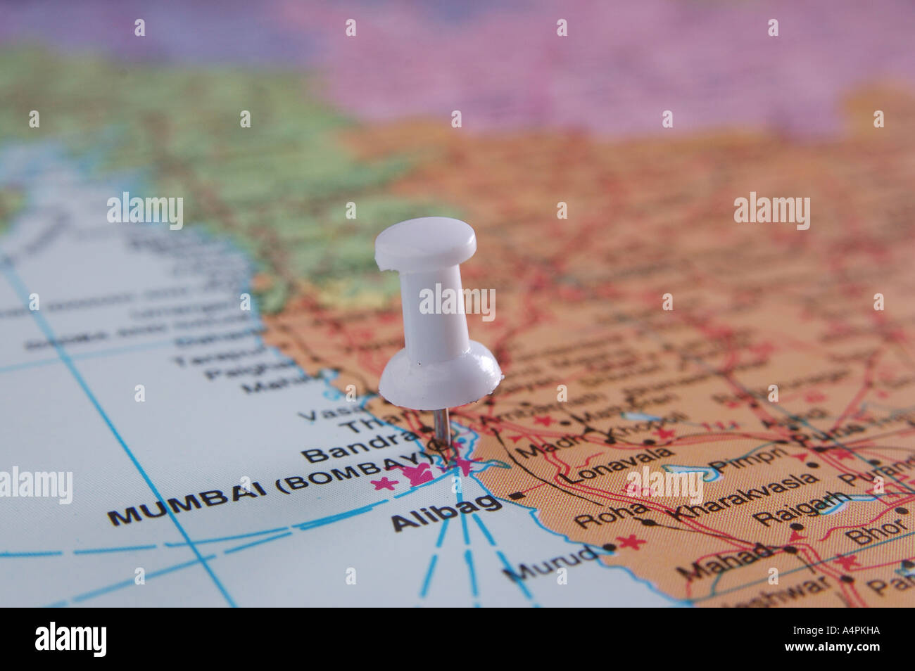 Bombay Map Stock Photos & Bombay Map Stock Images - Page 3 - Alamy