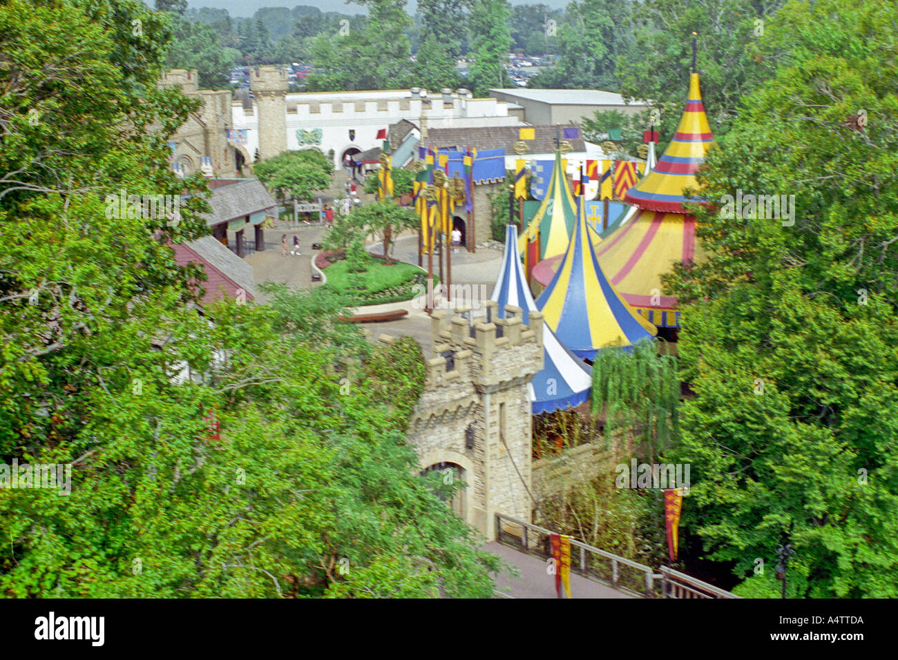 Busch Gardens Williamsburg VA USA